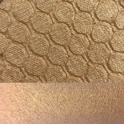 Colourpop JINXIE Super Shock Shadow swatch and photo