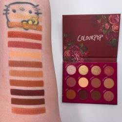 COLOURPOP EXES AND OHS Palette