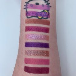 Colourpop IT'S MY PLEASURE palette and swatches