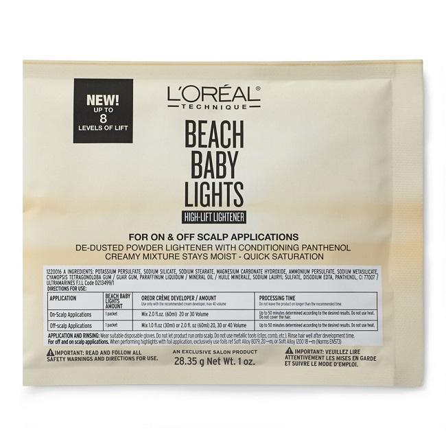 L'Oreal Beach Baby Lights Hight-Lift Lightener