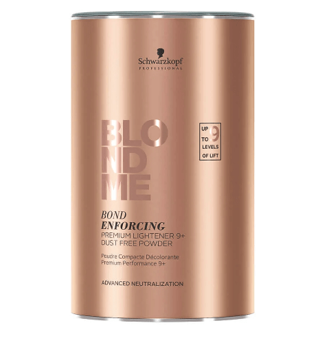 Schwarkopf BLONDME Bond Enforcing Premium Lightener 9+