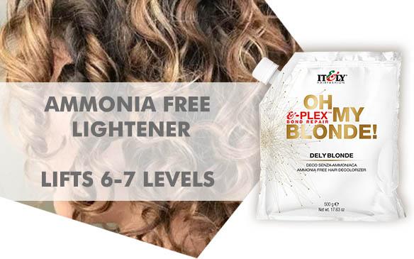 Oh My Blonde! Ammonia Free Lightener