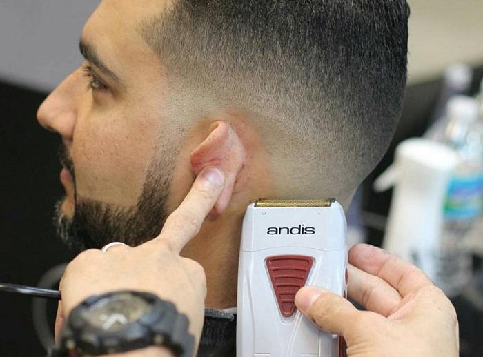 Andis Profoil Lithium Plus Titanium Foil Shavers 150ml