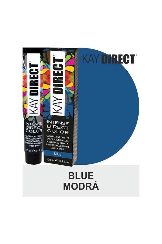 Kay Direct Blue Semi-Permanent Hair Colour 100ml