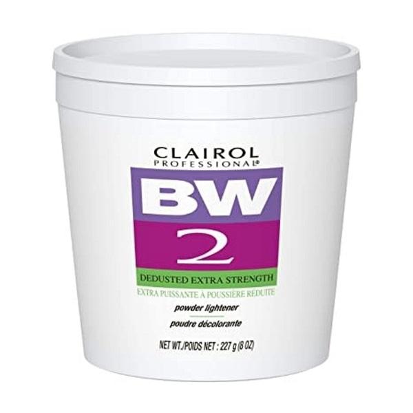 Clairol BW2 Dedusted Extra Strength Powder Lightener 8oz