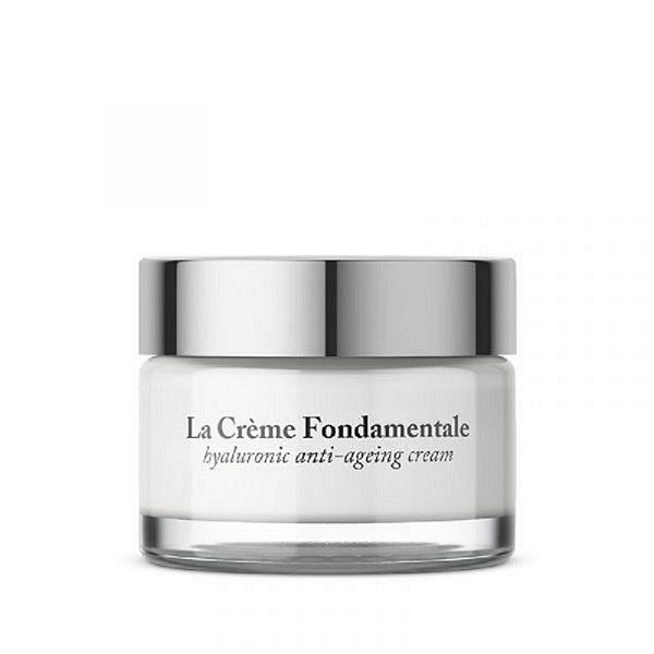 La crème fondamentale - Crème riche anti-âge hyaluronique - The fundamental cream - Hyaluronic anti-aging rich cream