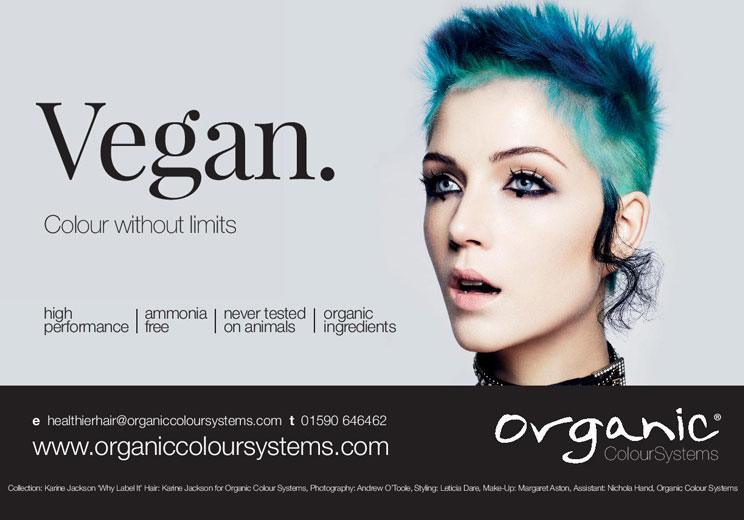 Organic Colour Systems hair care
