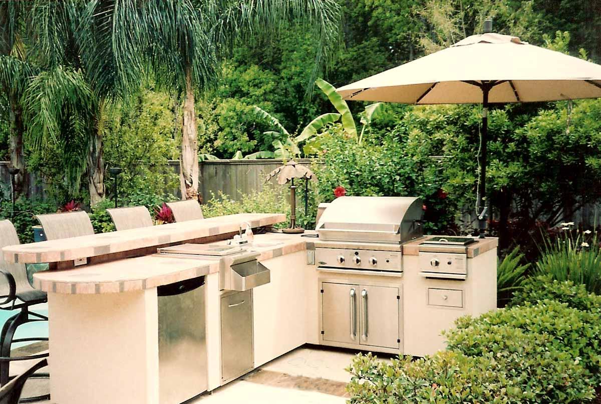 Cucina da giardino guida completa
