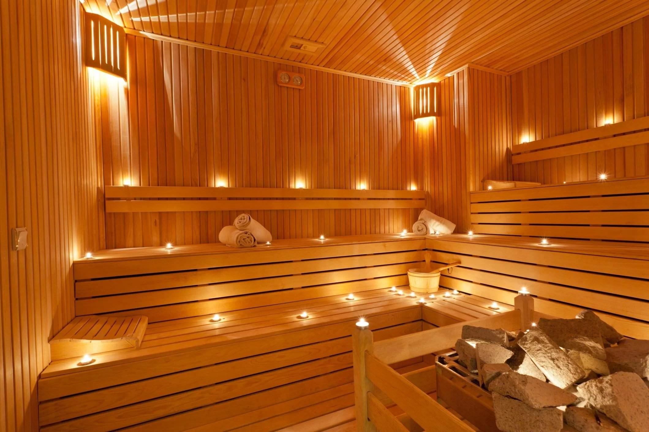Sauna E Bagno Turco Veneto