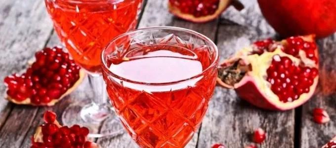 Il liquore al melograno, una ricetta semplice e… allegra