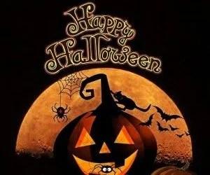 zucche di halloween intagliate-buona festa