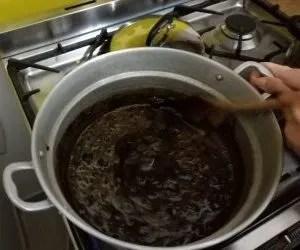 Polvere di liquirizia