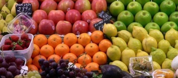 Calendario della frutta di stagione