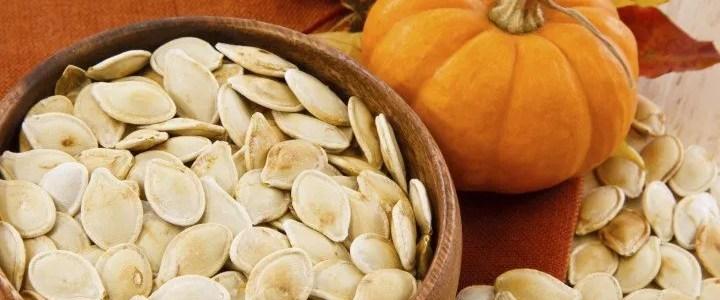 I semi di zucca, come conservarli e come capire se il frutto è maturo