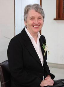 Sr Ann Gray Congregational Leader