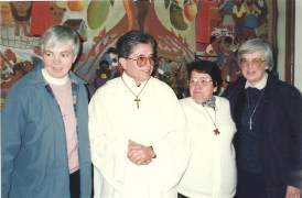 Chile-newly ordained deacon&his wife