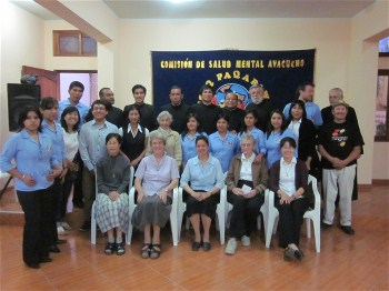 COSMO Staff, Columban Sisters and Brothers of Charity