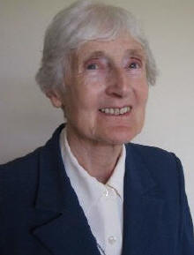 Sister Julie Dowling from Coolybrown, Ardagh, Co. Limerick.