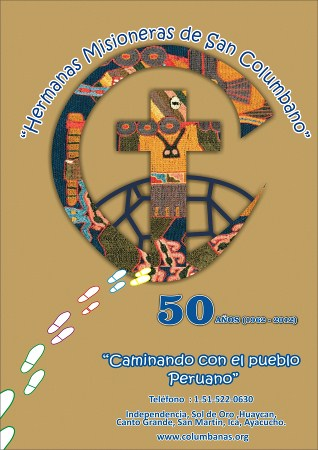 "50th Anniversary Posters by Sister Erisa Lee ""Journeying with the People of Peru"""