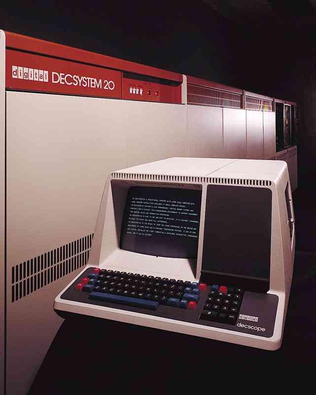 Kermit Software For Digital Equipment Corporation Pdp 10