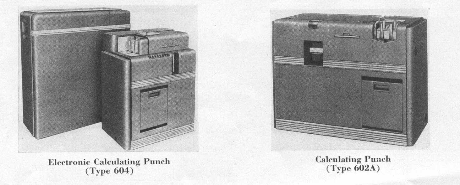 Calculating punches