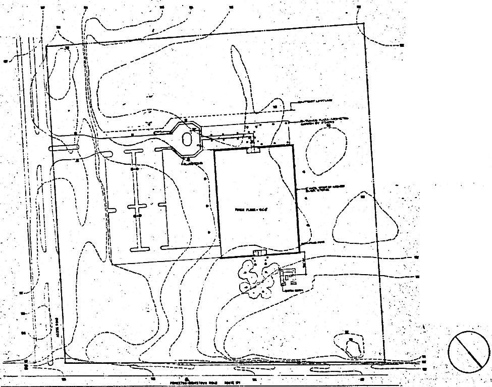 Construction Site: Construction Site Drawing
