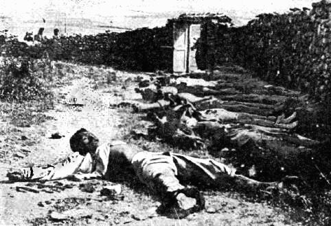 Victims of Armenian Genocide