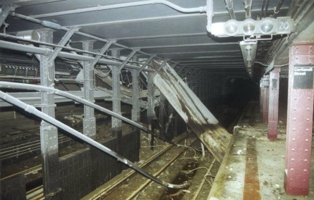 new york city subway diagram 2003 ford ranger fuse panel abandoned stations : cortlandt st
