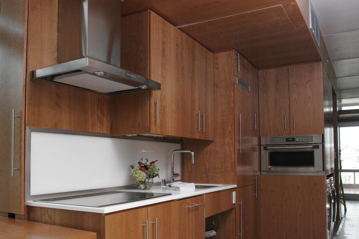 plywood kitchen cabinets tiny appliances 5 beautiful hardwood cabinet design ideas