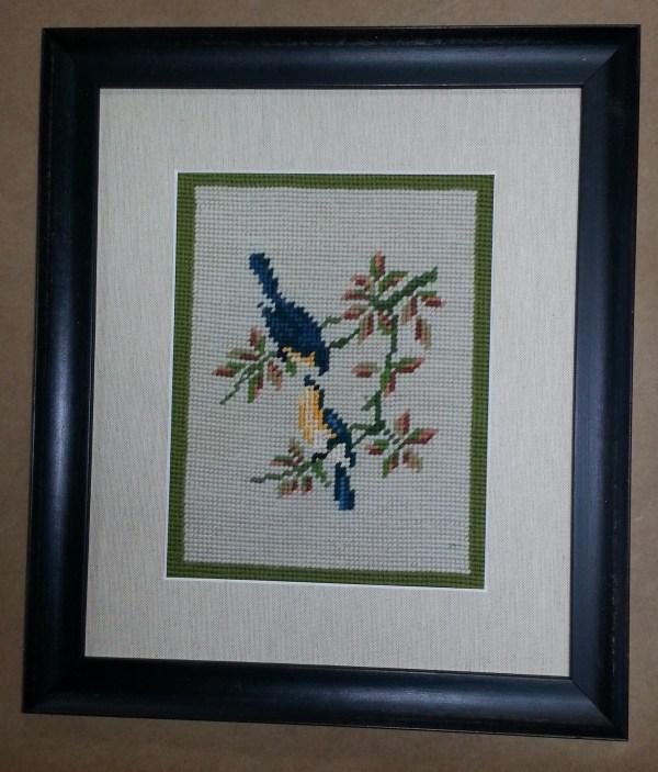 Cross Stitch Frame Columbia