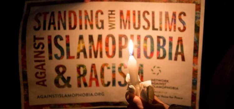 Rally Against Trump's Anti-Muslim Executive Order