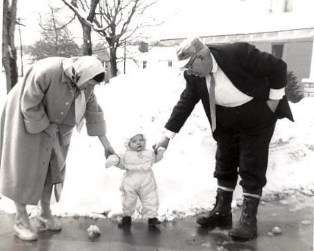 Image result for march 1960 snowstorm