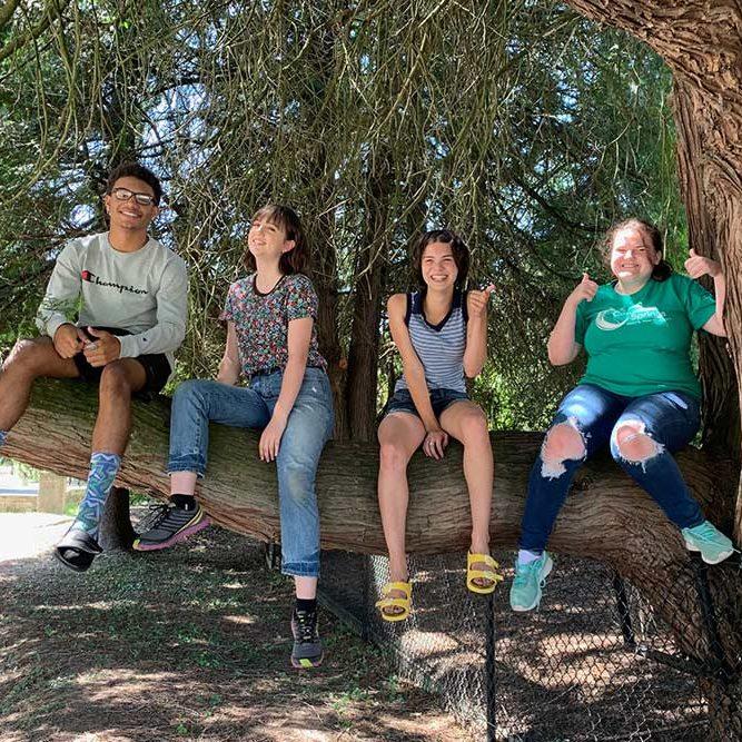 Field trip group
