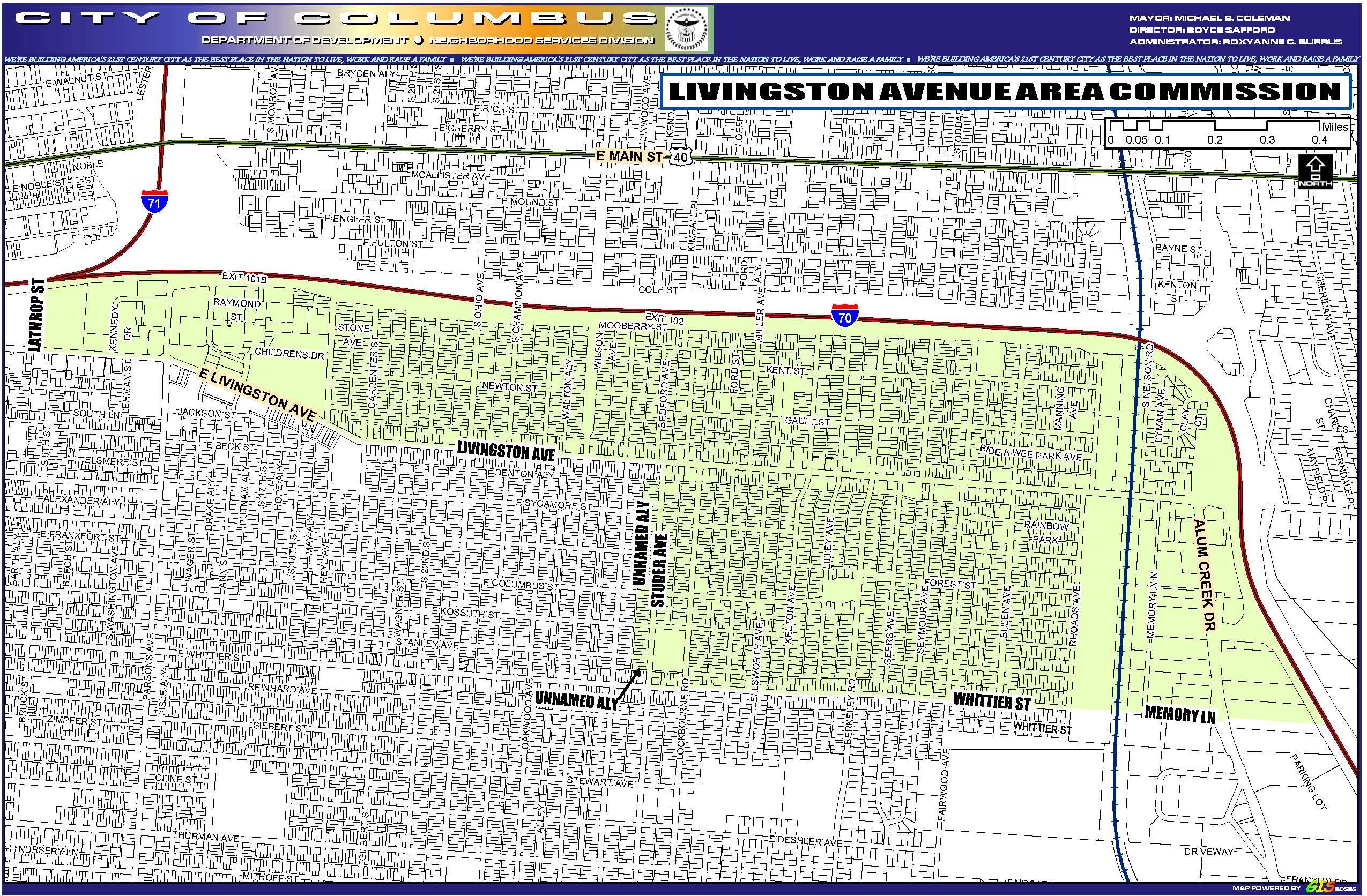 Livingston Avenue Area Commission