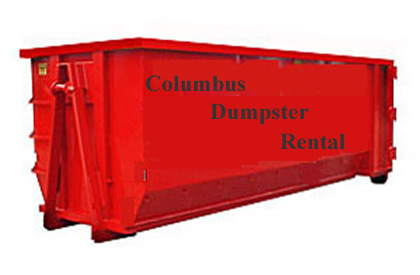 Dumpster Rental Columbus Ohio