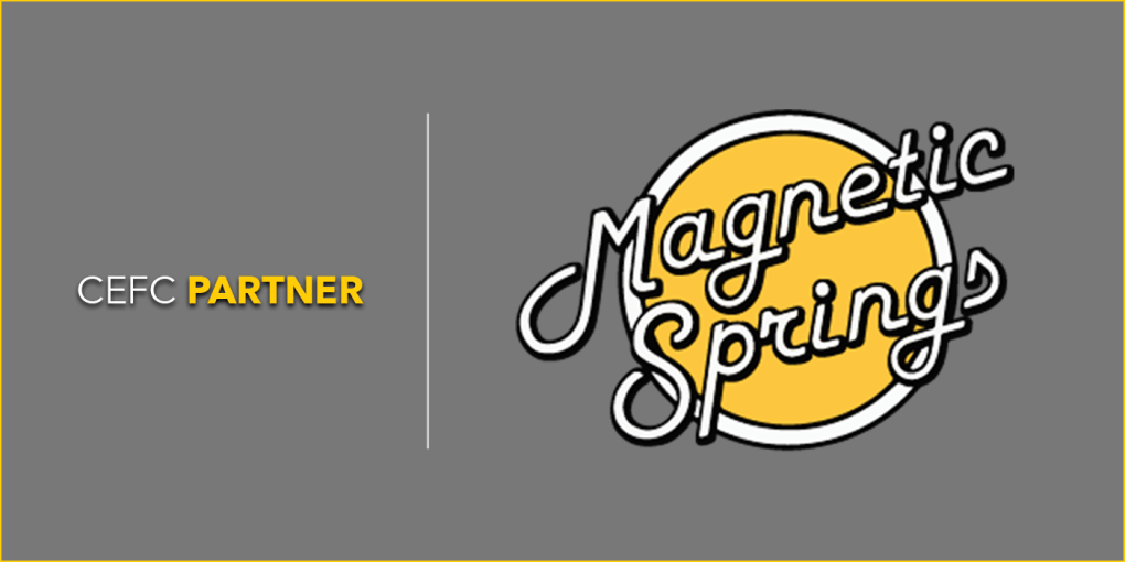 Magnetic Springs Bottled Water Company is a 2018 sponsor of Columbus Eagles FC