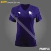 Columbus Eagles FC's purple goalkeeper kits for 2019 | Designs by Larissa Najjar