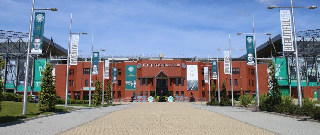 Celtic Football Club in Glasgow, Scotland   Celtic FC