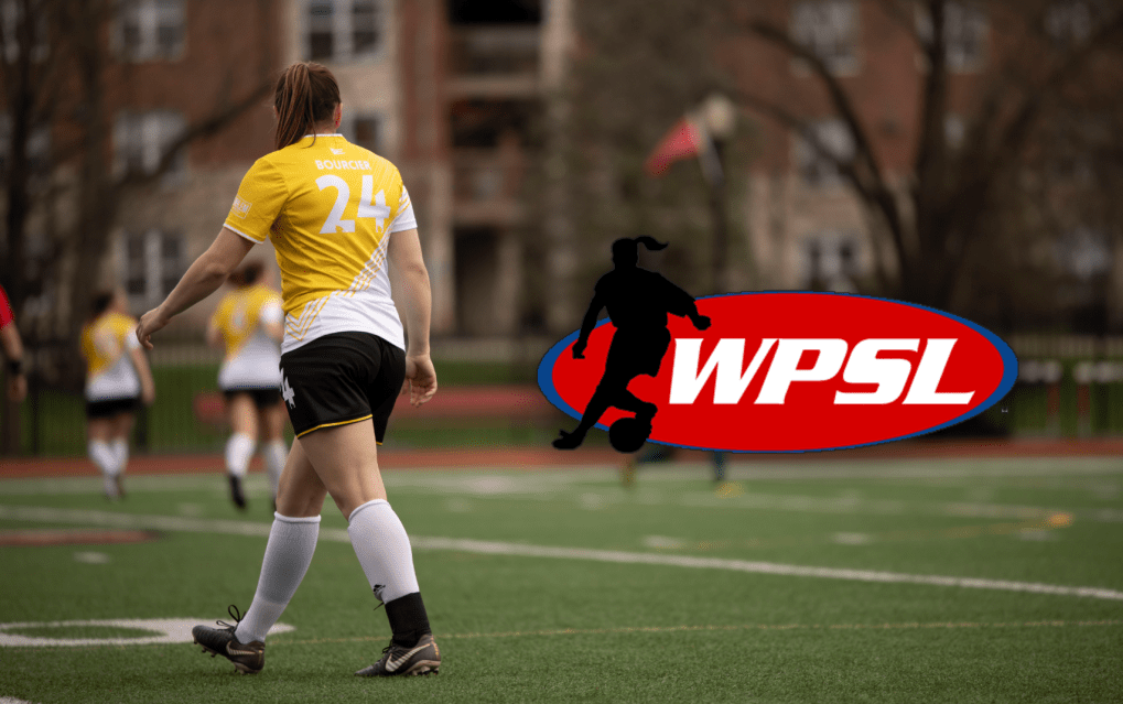 The Eagles play in the WPSL, the largest and longest-running women's soccer league in the U.S. | Claire Kilbarger