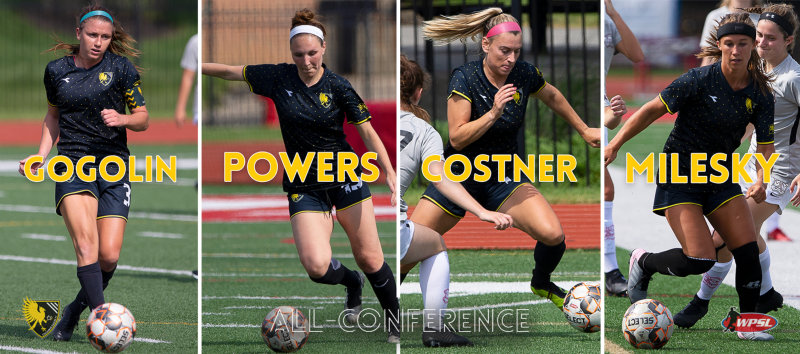 Four Eagles named to the WPSL's all-conference team in 2019