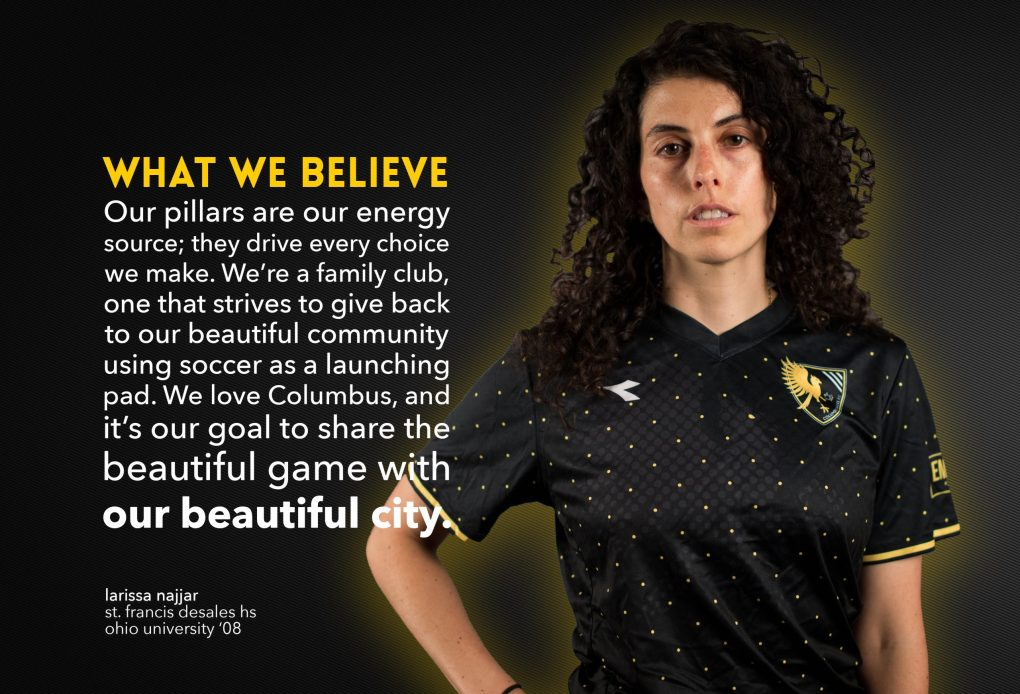 What the Eagles believe is about family, community, and soccer