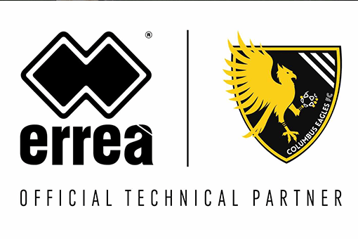 Errea and the Eagles are partners