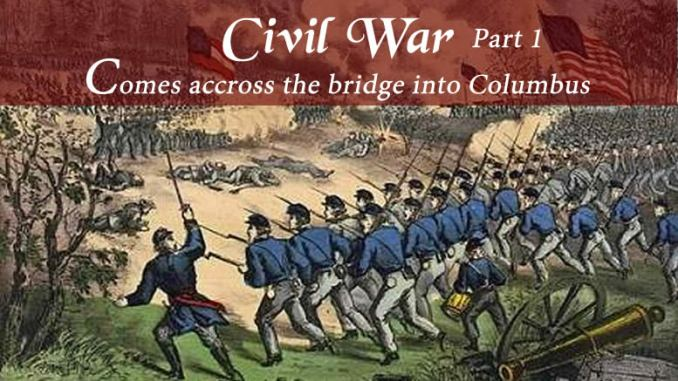 civil war columbus ga