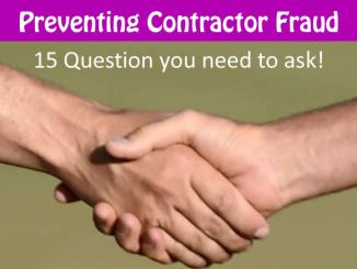 15 Contractor Questions