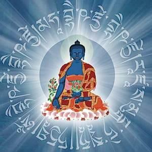 Buddha-Weekly-0Mantra-around-medicine-buddha