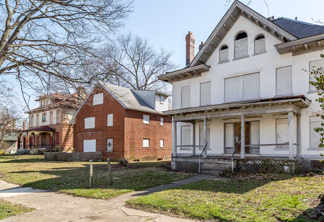 Ohio Baptist General Association Buildings 32, 40, 48 Parkwood A