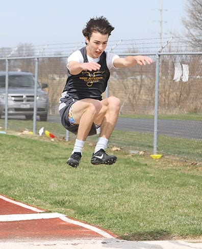 Back on track with Red Raider Relays - Columbus Messenger