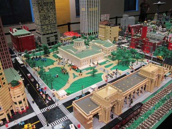 Lego Brick Exhibition Columbus Museum