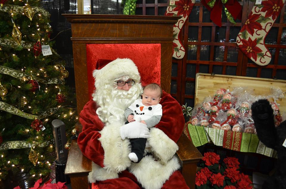 93.3 Columbus Christmas Music 2021 Photos With Santa Around Columbus Including Pet Photos