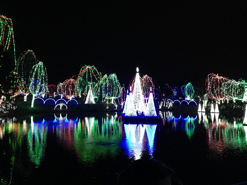 Columbus Zoo Christmas Lights 2017
